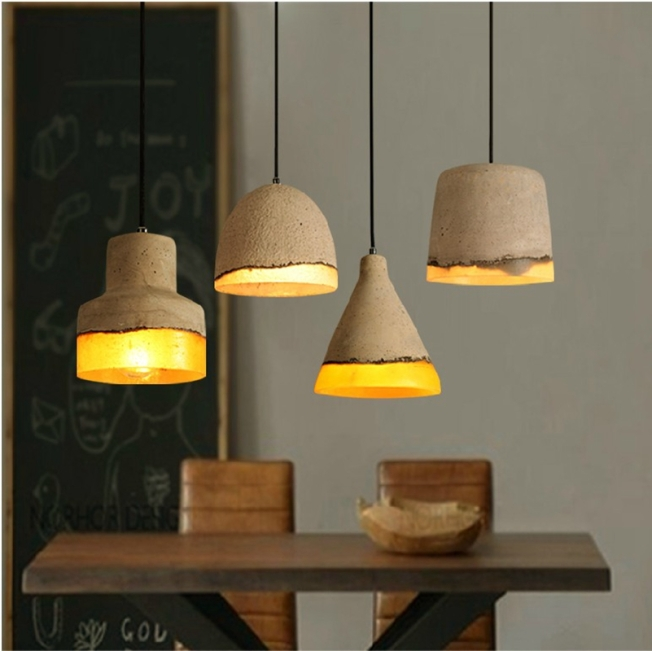 LukLoy-Pendant-Lights-Lamp-Industrial-Loft-font-b-Cement-b-font-Resin-Hanging-Light-for-Home